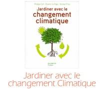 jardiner avec le changement climatique
