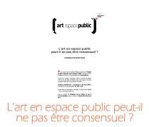 art_consensuel