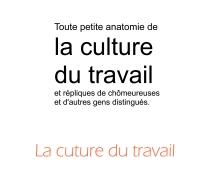 culture travail